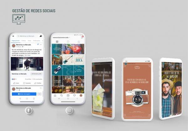 Memórias no Mercado Marketing Digital