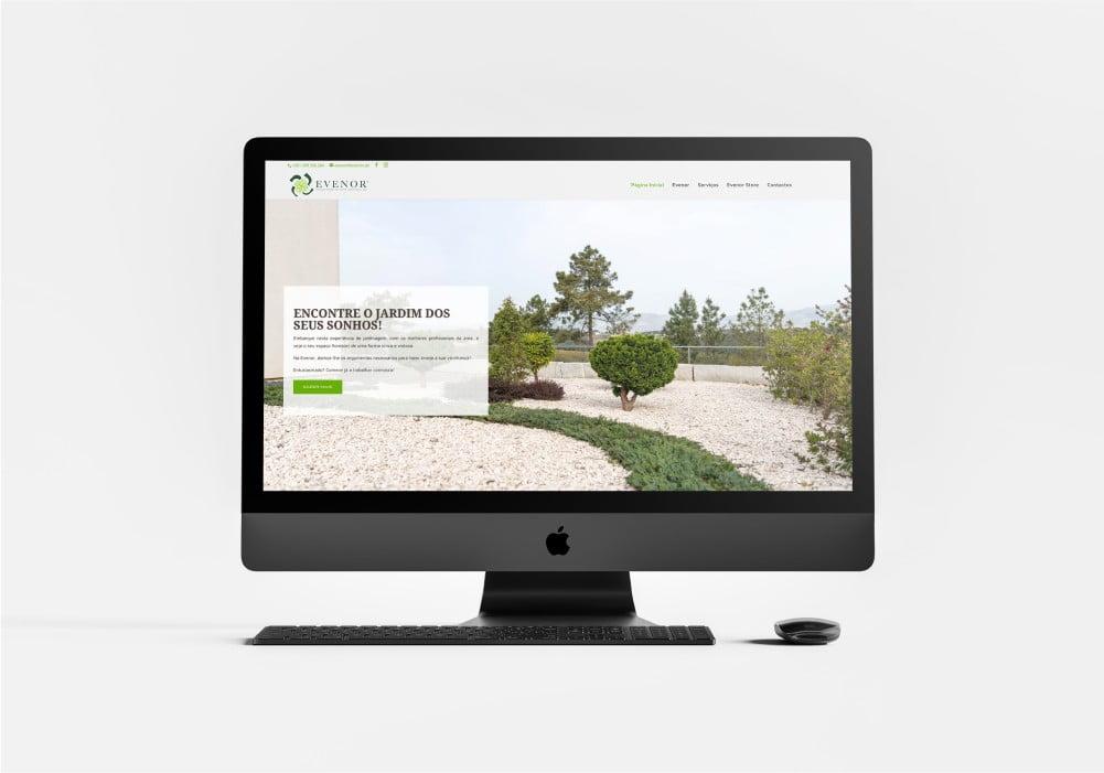 Evenor WEB Design