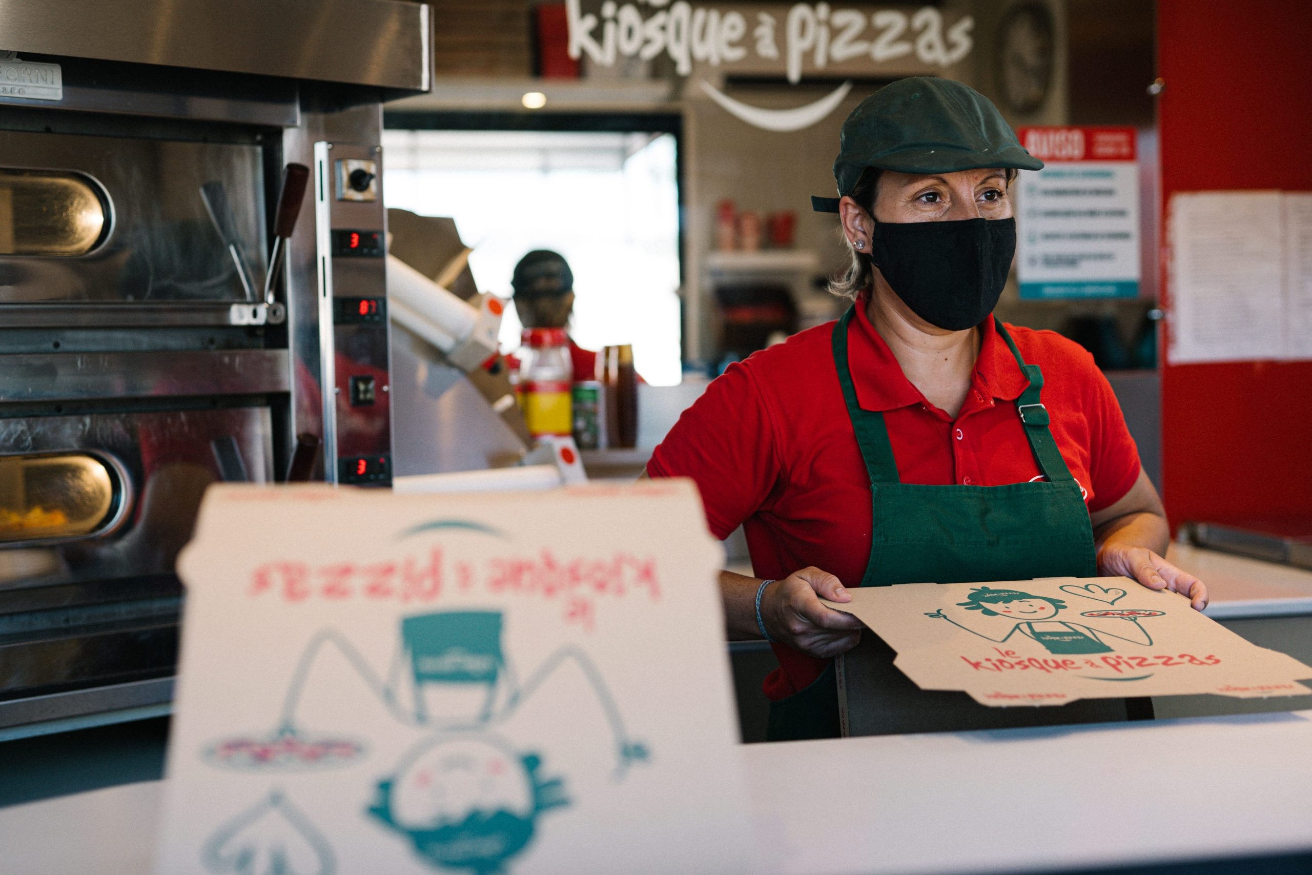 Le Kiosque à Pizzas Chaves