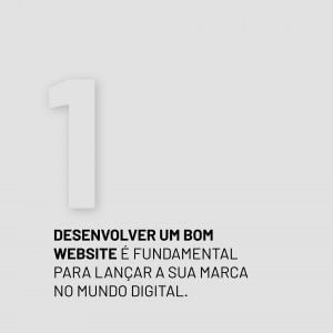 Estratégias de Marketing Digital | 1 Desenvolver um Bom Website para impulsionar a sua marca no mundo digital