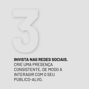 Estratégias de Marketing Digital | 3 Invista nas redes sociais para impulsionar a sua marca