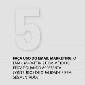 Estratégias de Marketing Digital | Faça uso do Email Marketing