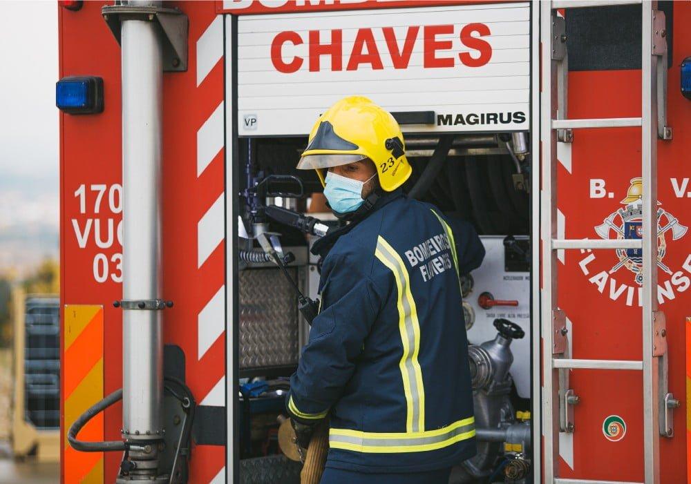 AHVBF Bombeiros de Chaves Fotografia Agência Criativa Brand 22 Fireman
