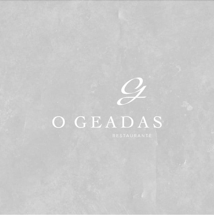 Restaurante Geadas Logo Brand 22 Creative Agency Design