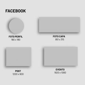Guia Tamanho de Imagens para Redes Socais 2021 - Facebook