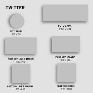 Guia Tamanho de Imagens para Redes Socais 2021 - Twitter