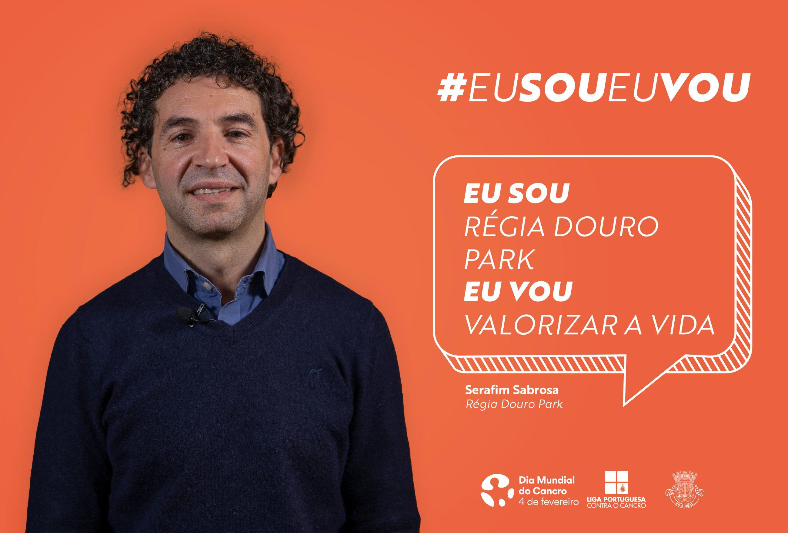 CMVR #EuSouEuVou Vila Real Dia do Cancro