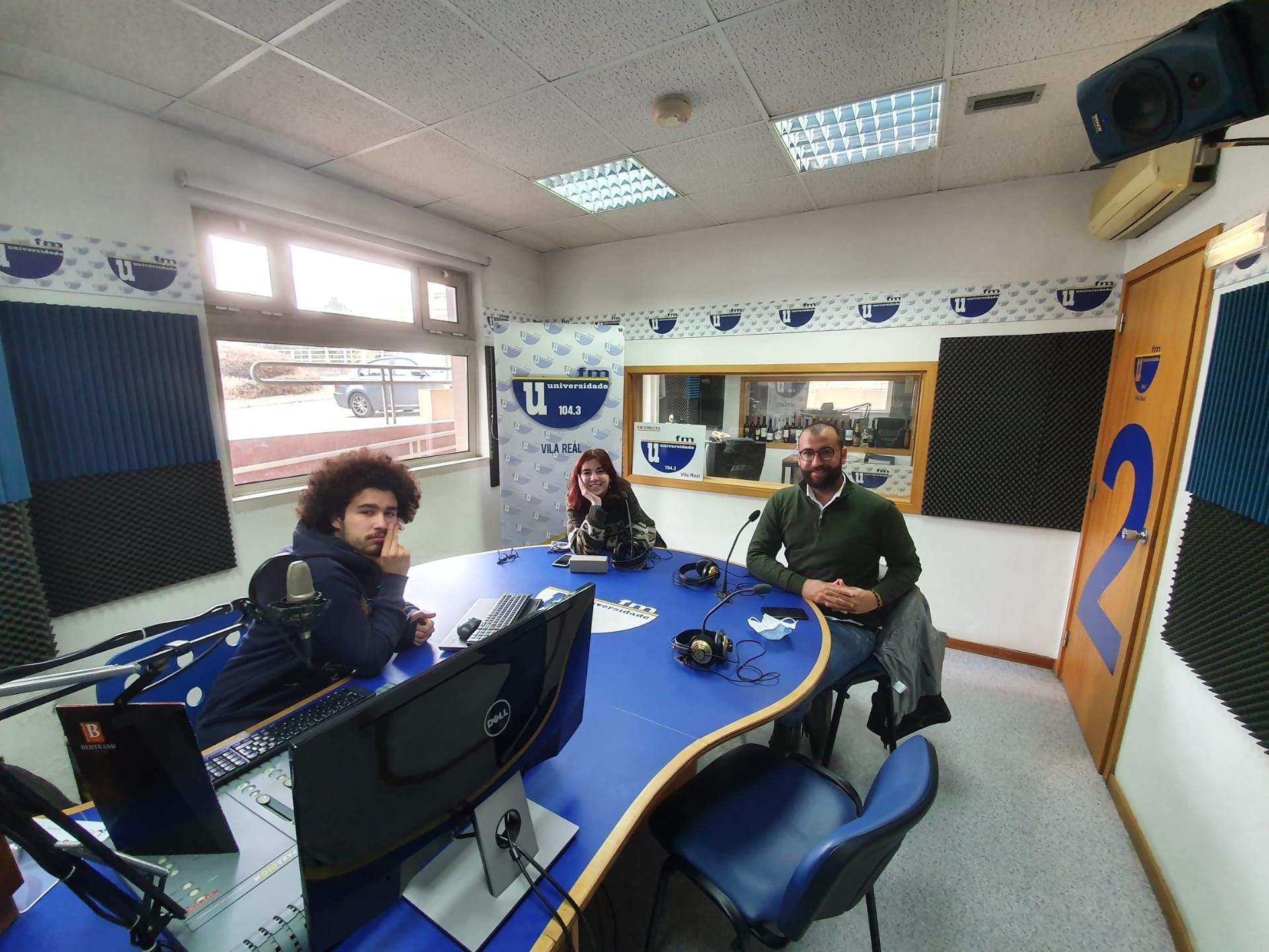 NECCTAR Entrevista - Universidade FM