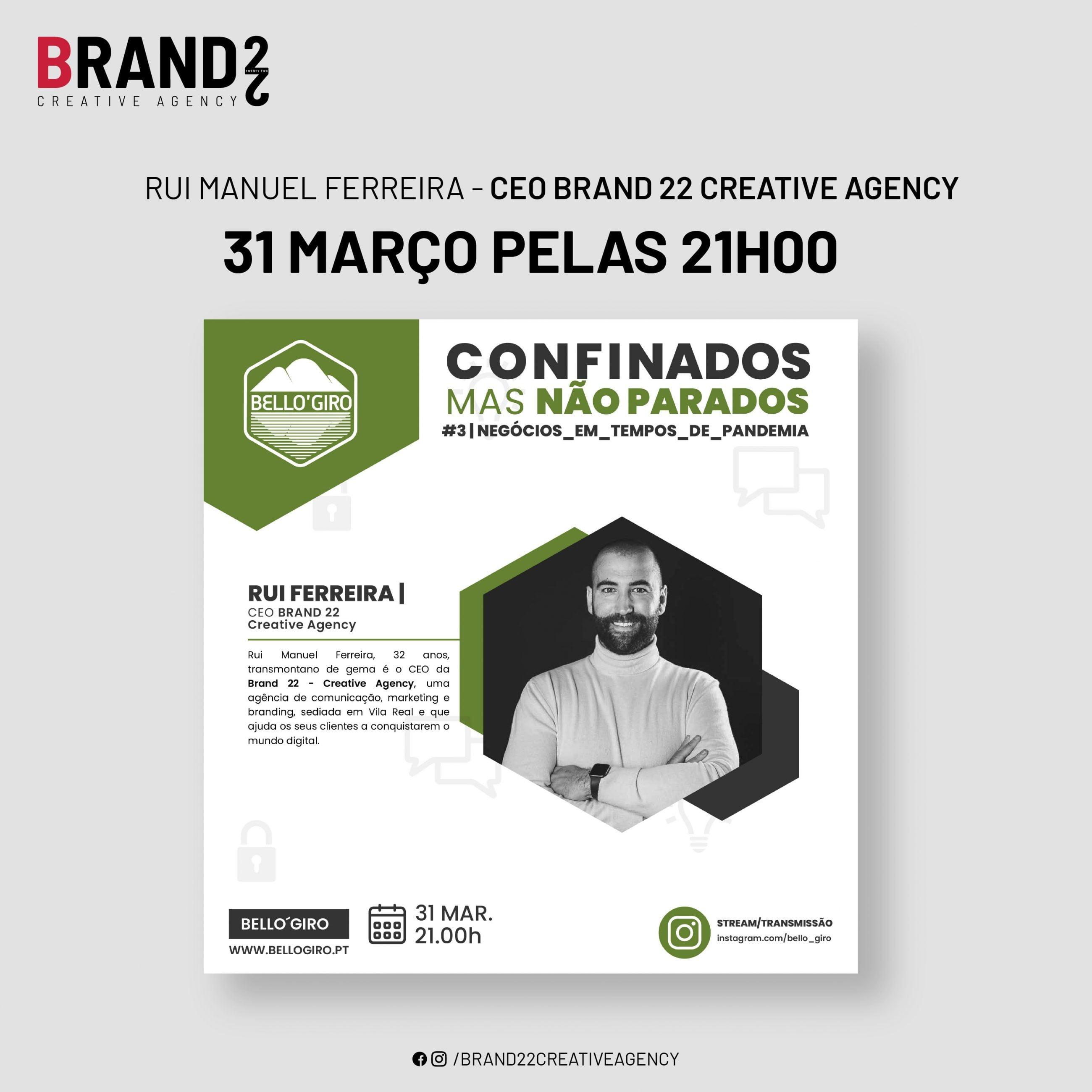 Brand 22 Creative Agency Bello'Giro