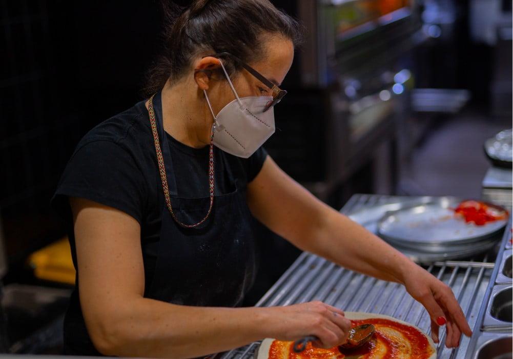MIMOS Pizza Marketing e Design by Brand 22 Creative Agency