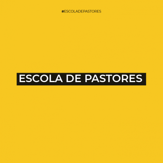 Escola de Pastores Design   Brand 22 Creative Agency