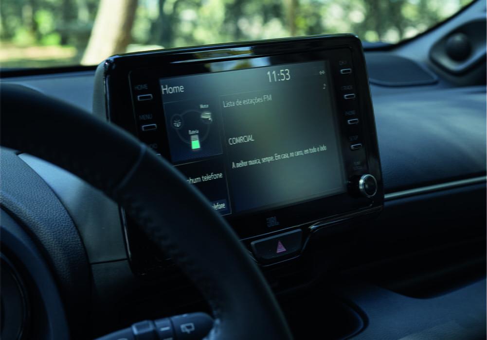 Tomeifel Toyota Yaris Hybrid 2021 Brand 22 Creative Agency