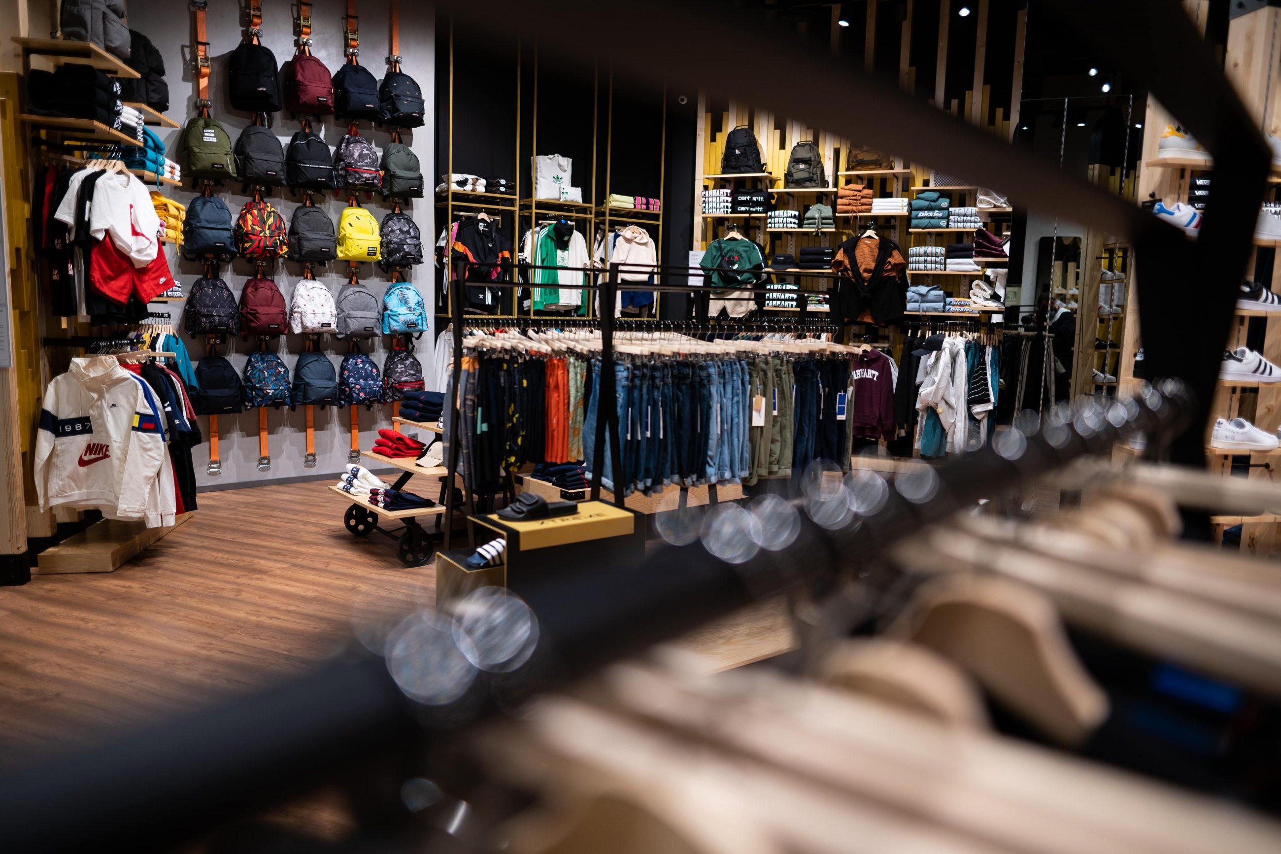 Nosso Shopping Loja XTREME Abertura | fotografia | Brand 22 Creative Agency