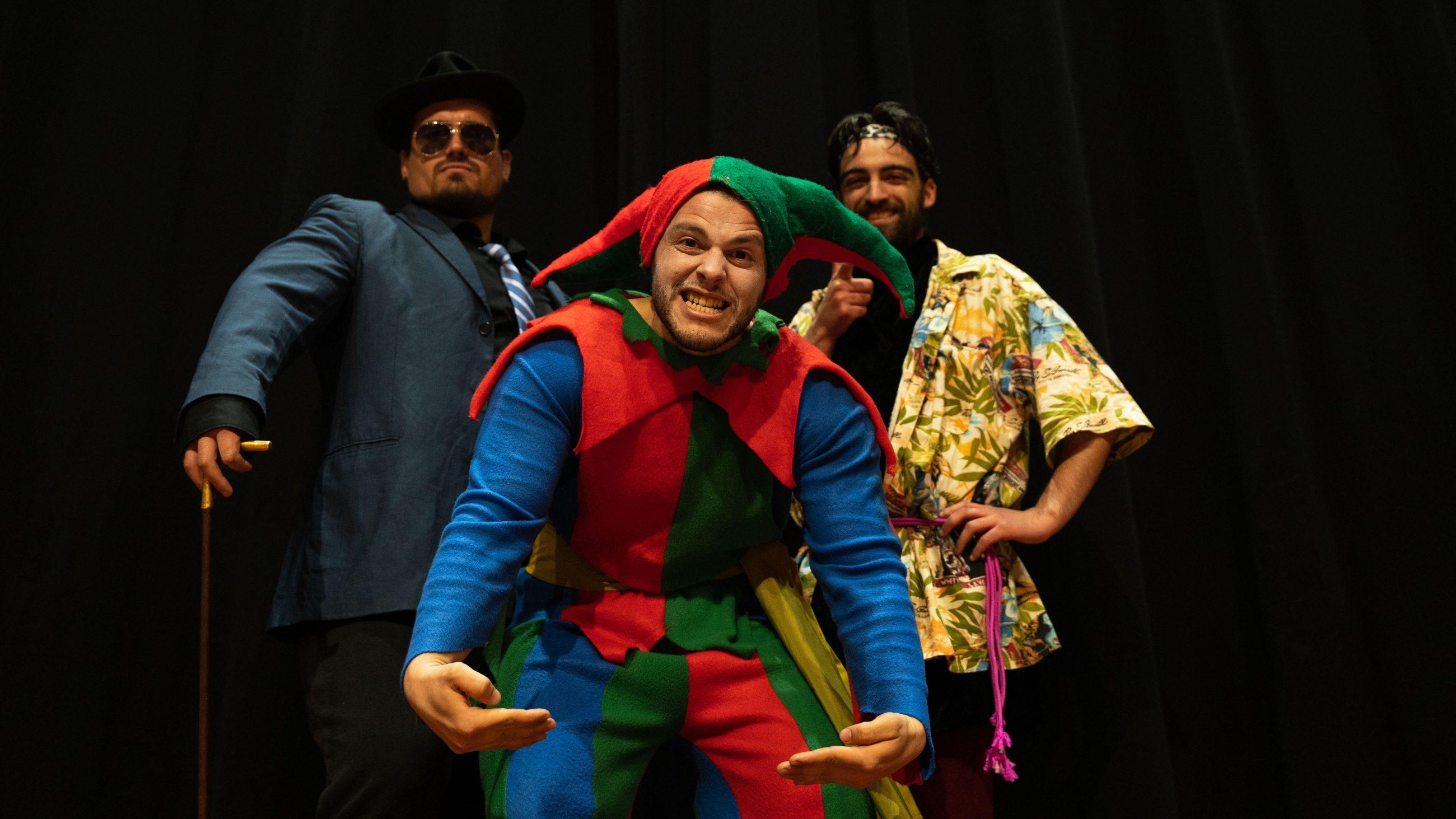 Montalegre Teatro | Fotografia | Brand 22 Creative Agency
