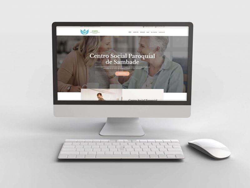 CSP Sambade | Web design | Brand 22 Creative Agency