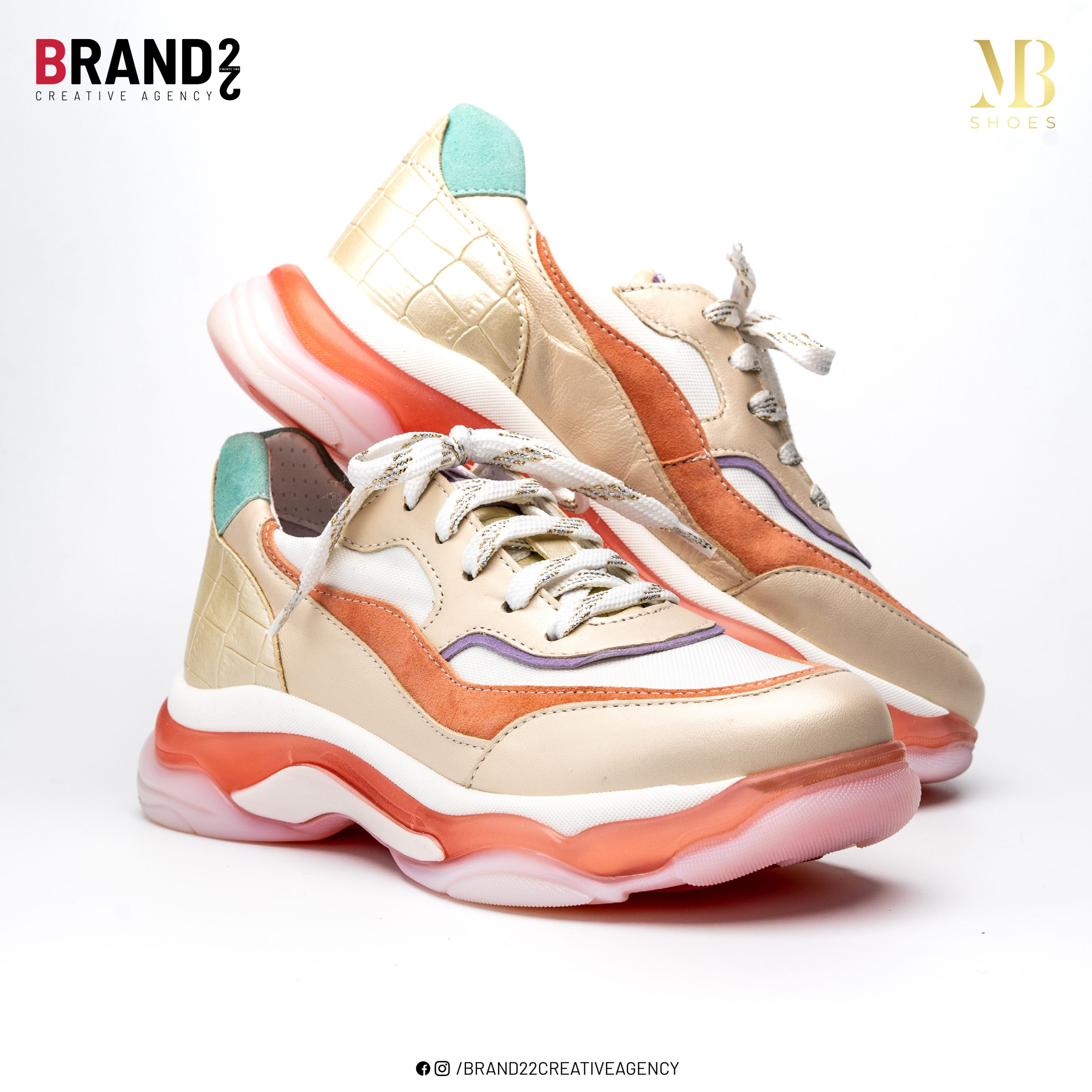 Fotografia de Produto | MB Shoes | Brand 22 Creative Agency