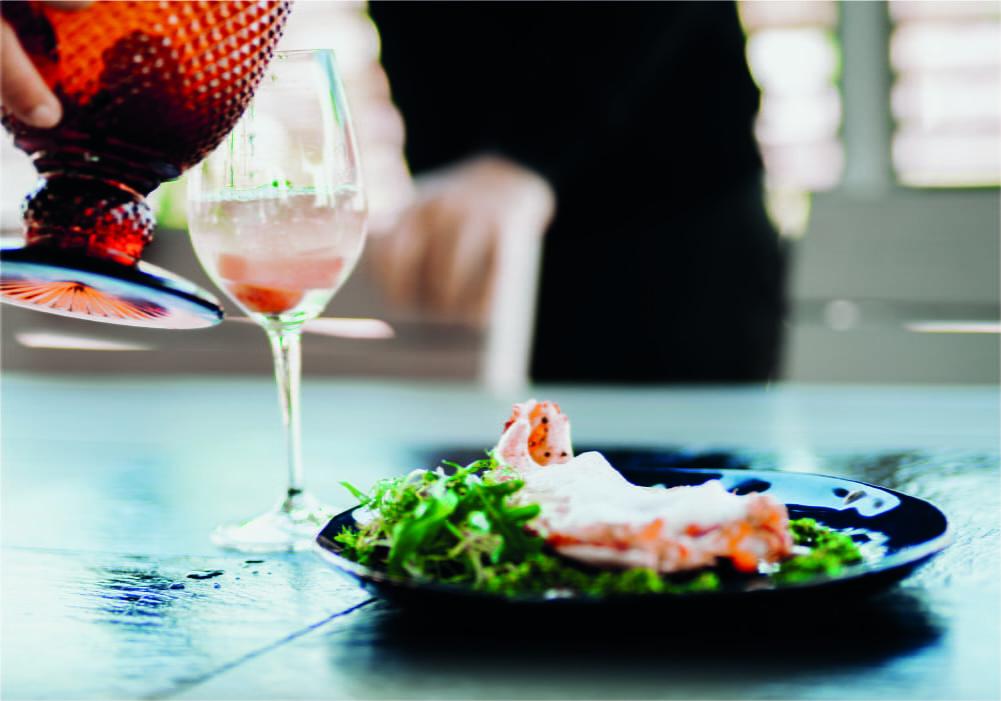 Cais da Villa Restaurante Fotografia | Brand 22 Creative Agency