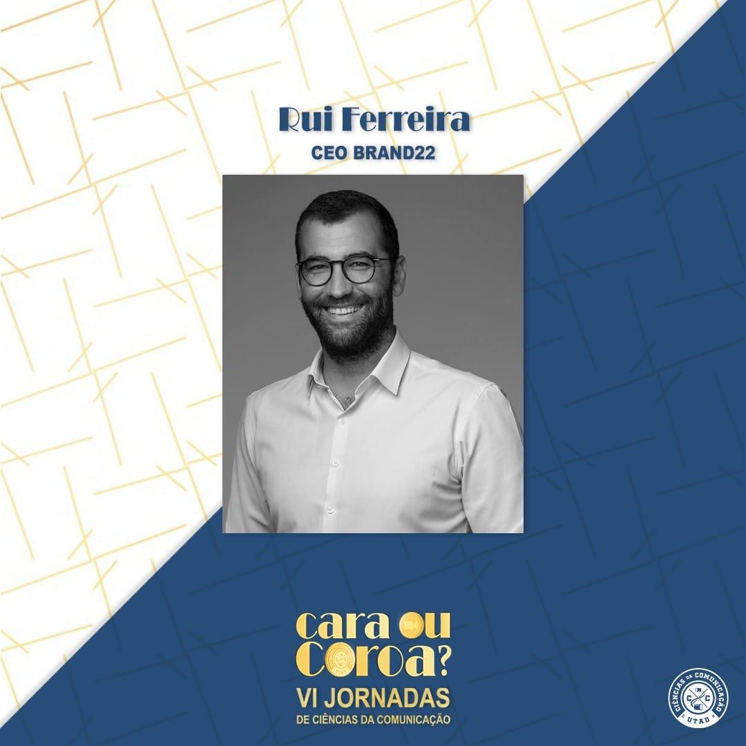 Rui Manuel Ferreira orador convidado para as VI Jornadas de Ciências da Comunicação na UTAD