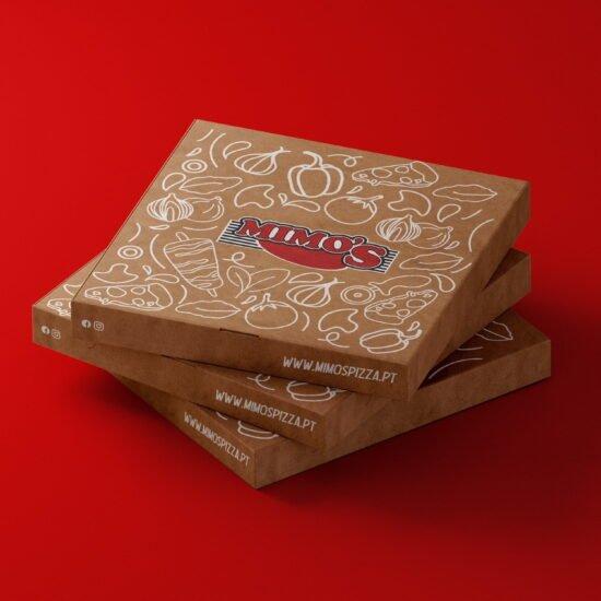 Design - Mimos Pizza
