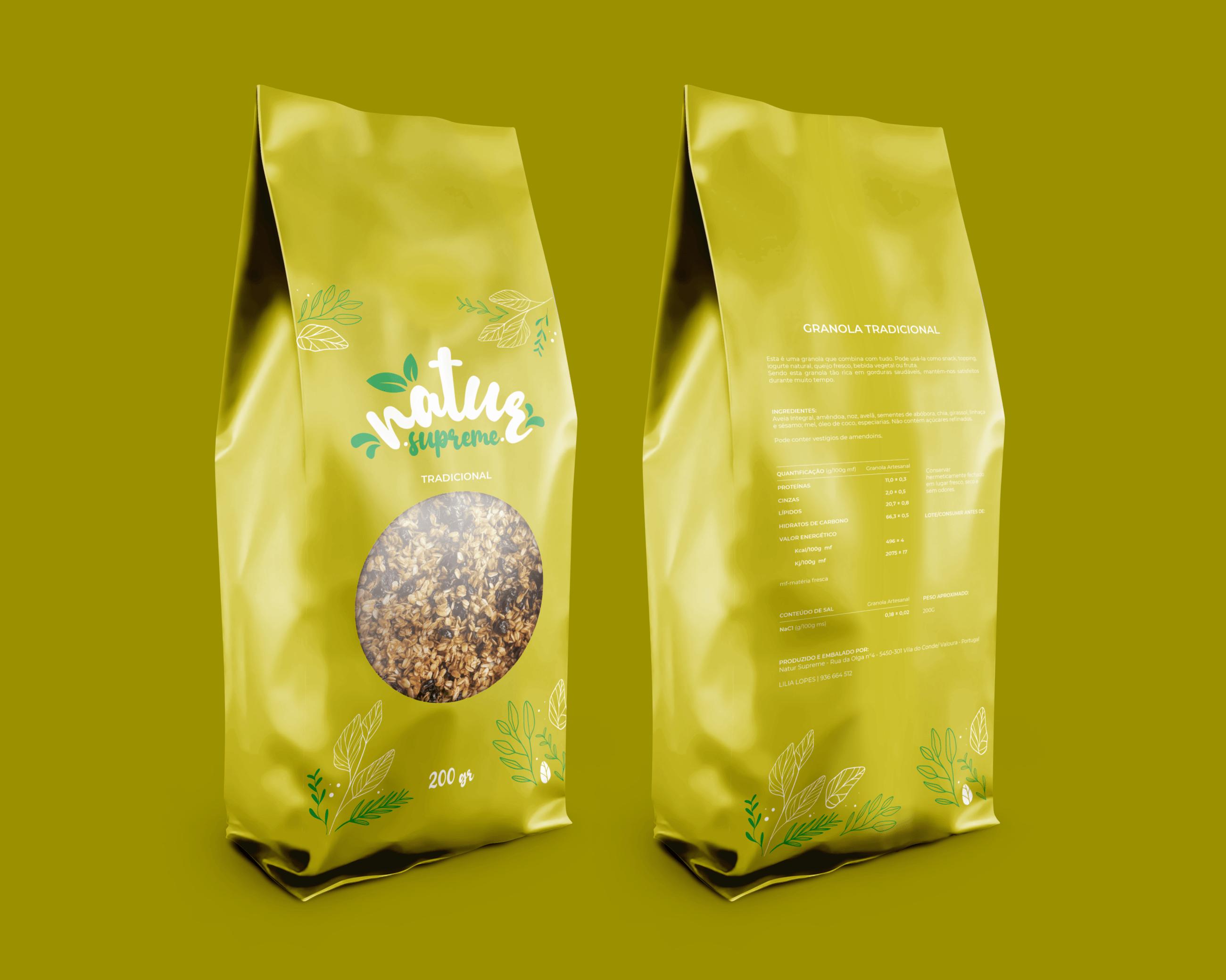 Coffee Package Mockup – 001