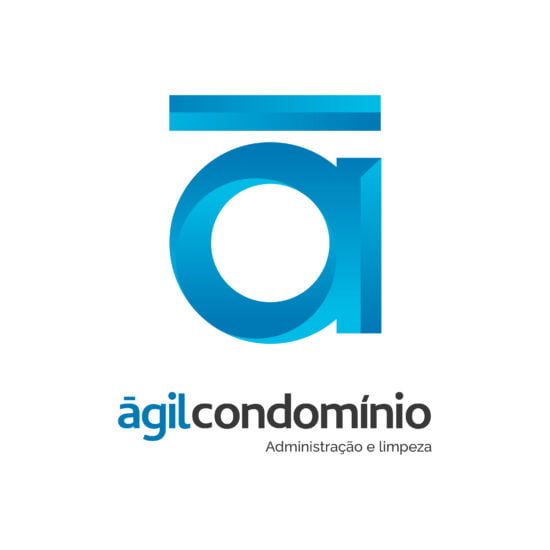 Logo Ágil Condomínio