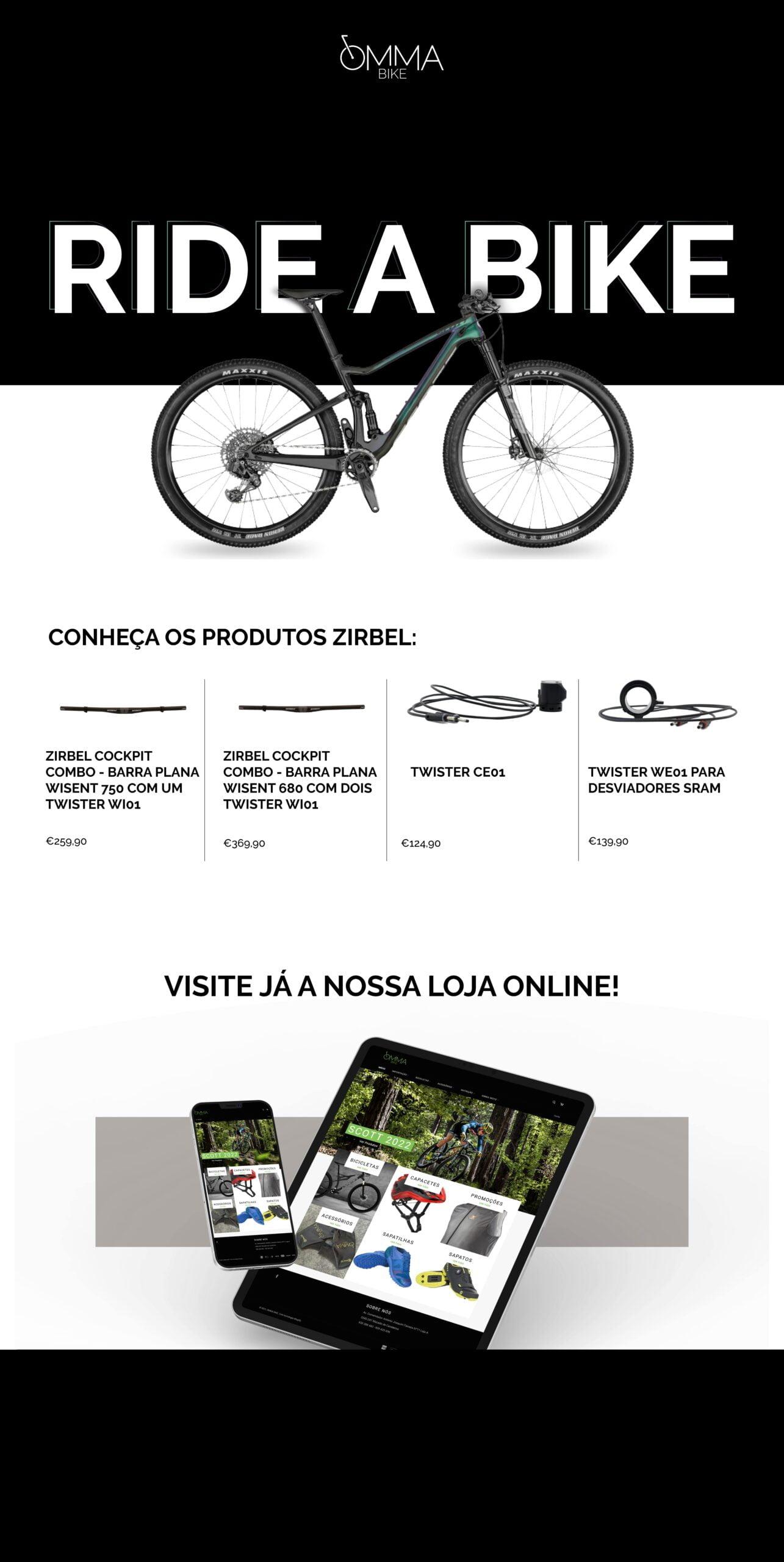 Newsletter Omma Bike